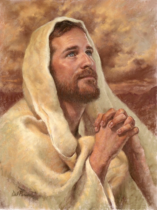 Del Parson - He orado por ti